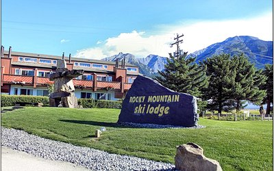 Rocky Mountain Ski Lodge (Canmore, AB)