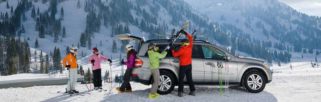 Ski and Snowboard Travel, U-Drive!