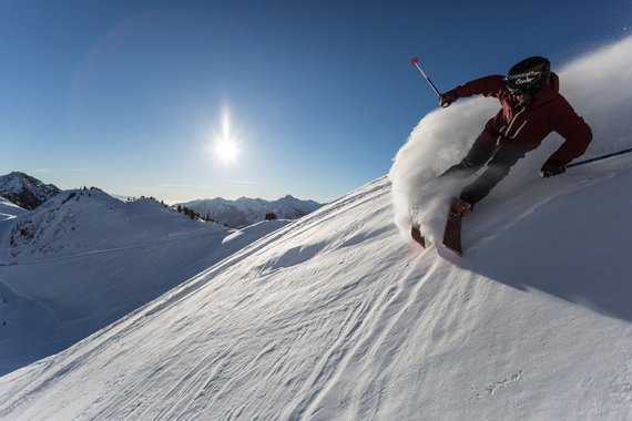 Opening Weekend On Hill Kicking Horse