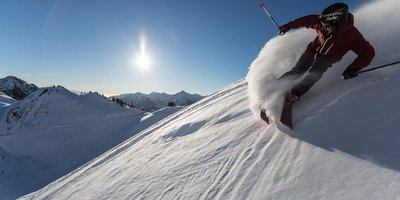 Kicking Horse Snow Rodeo